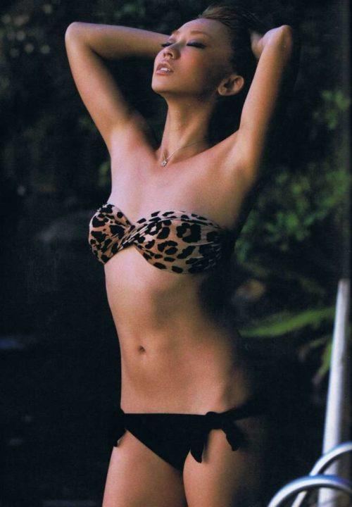 倖田來未 セクシー画像92枚写真集の水着おっぱいやセミヌード
