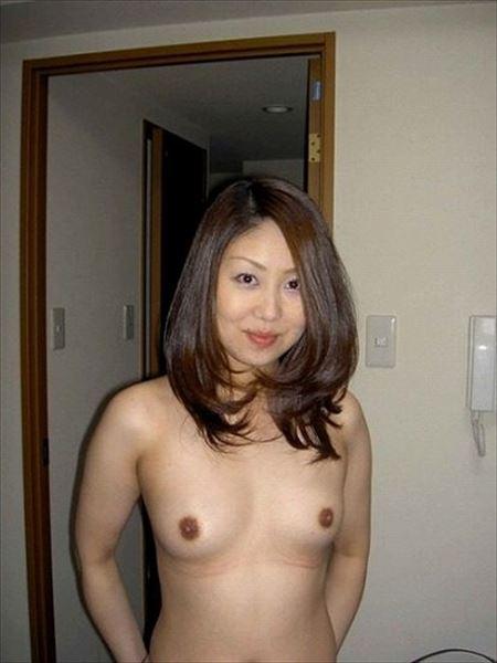 素人熟女ヌード画像 001