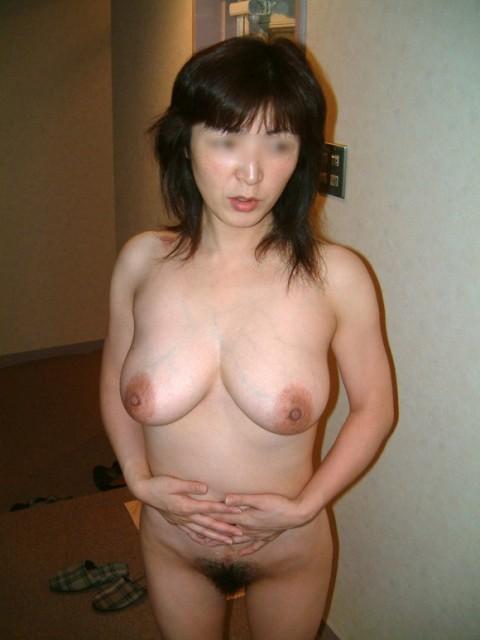 素人熟女ヌード画像 006