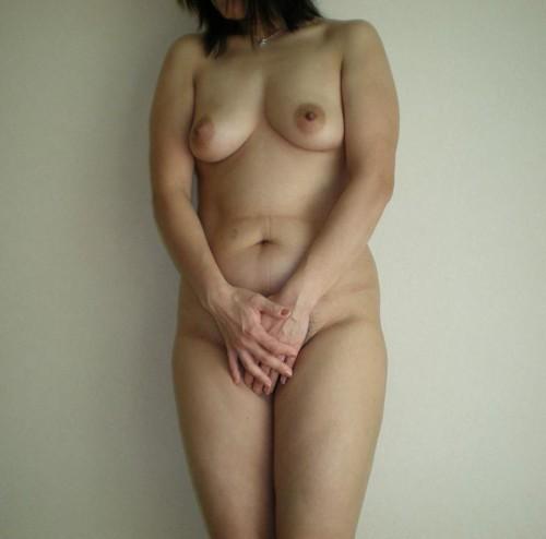 素人熟女ヌード画像 009