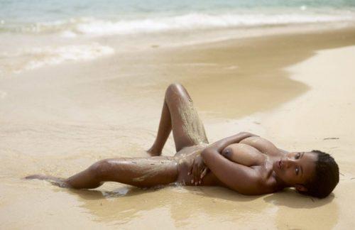 黒人美女 画像102