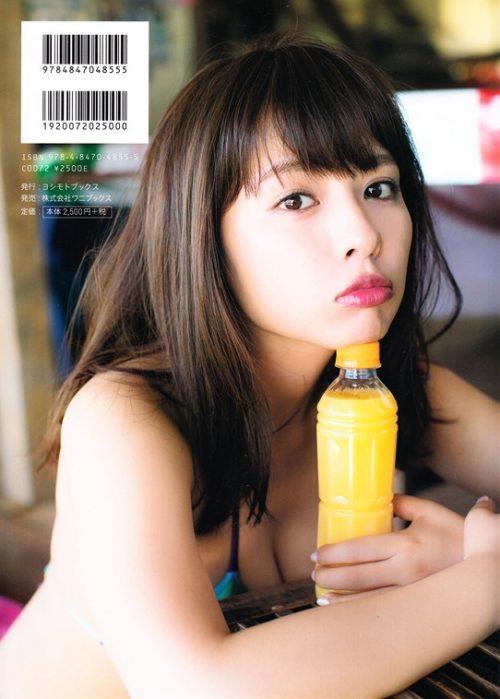 山田菜々 ヌード&水着画像087