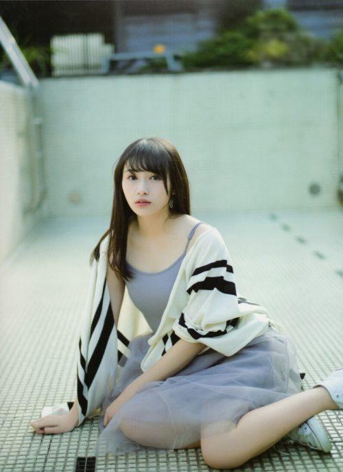 渡辺梨加 激かわグラビア画像119枚!欅坂46のスタイル抜群姉ちゃんの生脚がエロいんだわ!