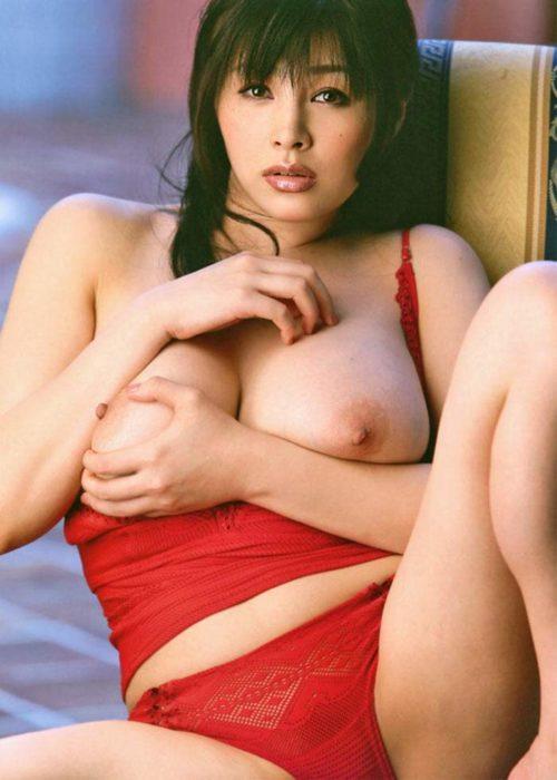 松坂南 ヌード画像005