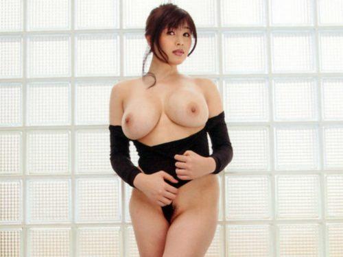 松坂南 ヌード画像011