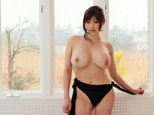 松坂南 ヌード画像012