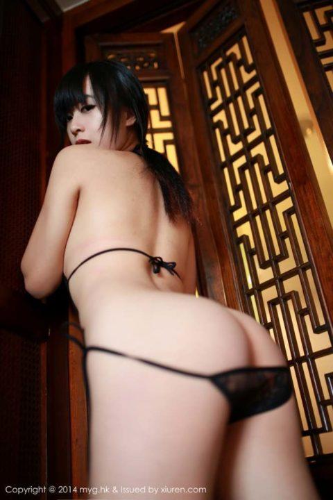 中国グラドル 黄可 画像030