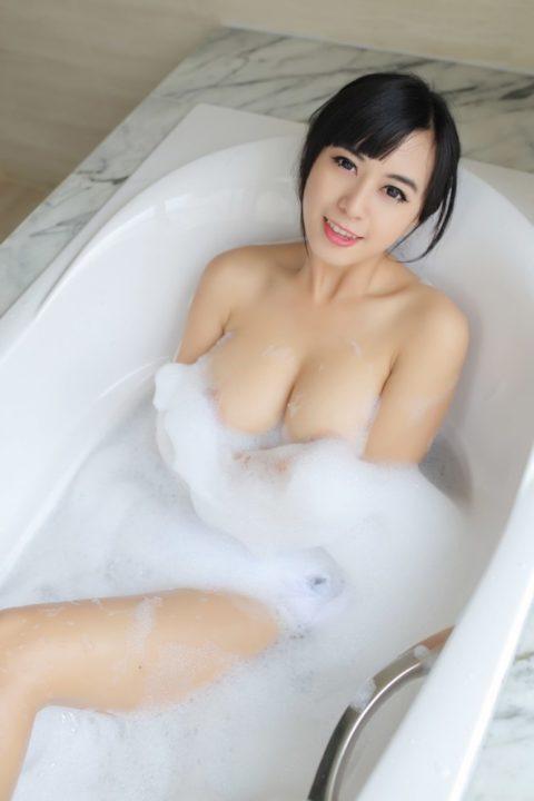 中国グラドル 黄可 画像116
