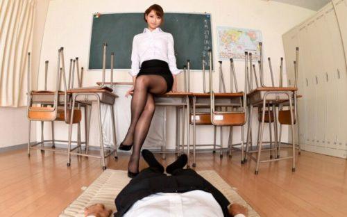 女教師 画像046