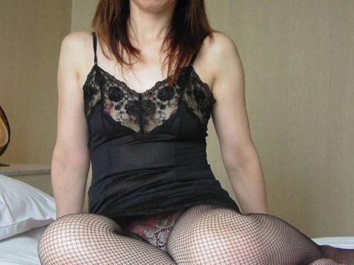 シミーズ熟女 画像080