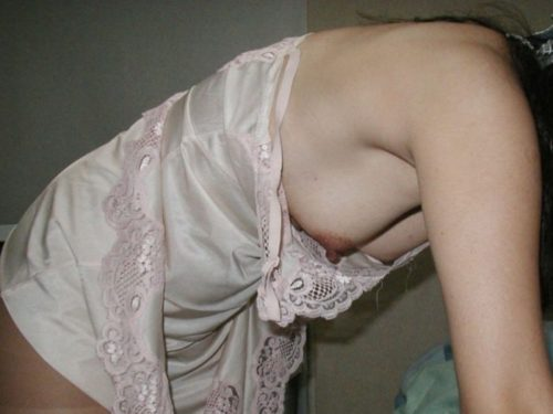 シミーズ熟女 画像109
