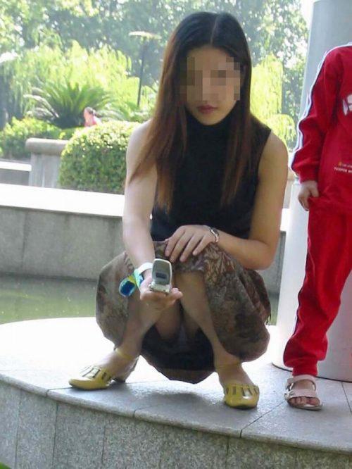 子連れママパンチラ 画像011