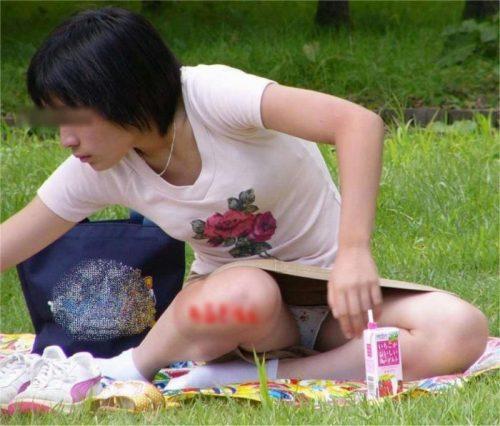子連れママパンチラ 画像122
