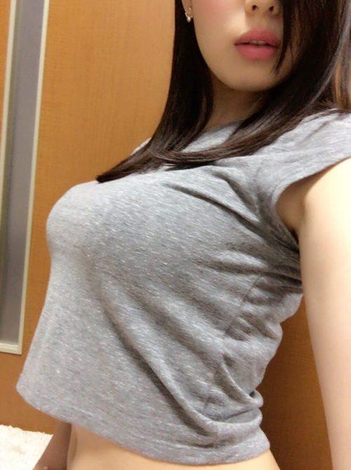 素人唇 自撮り画像087