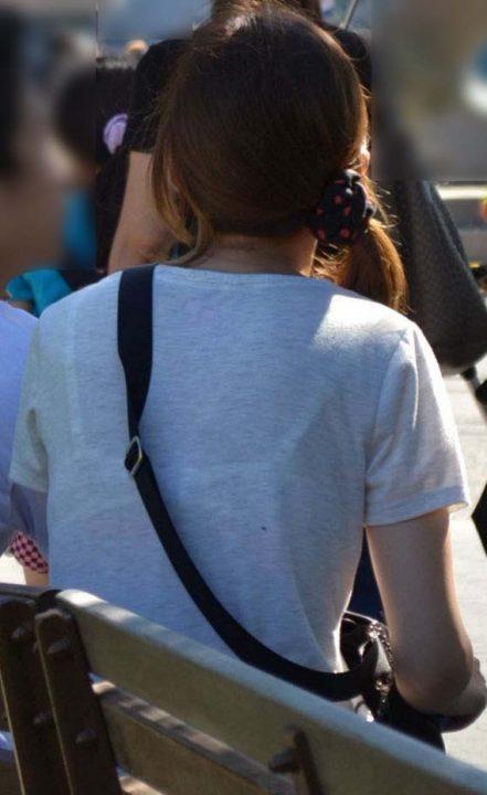 Tシャツ街撮り 画像072