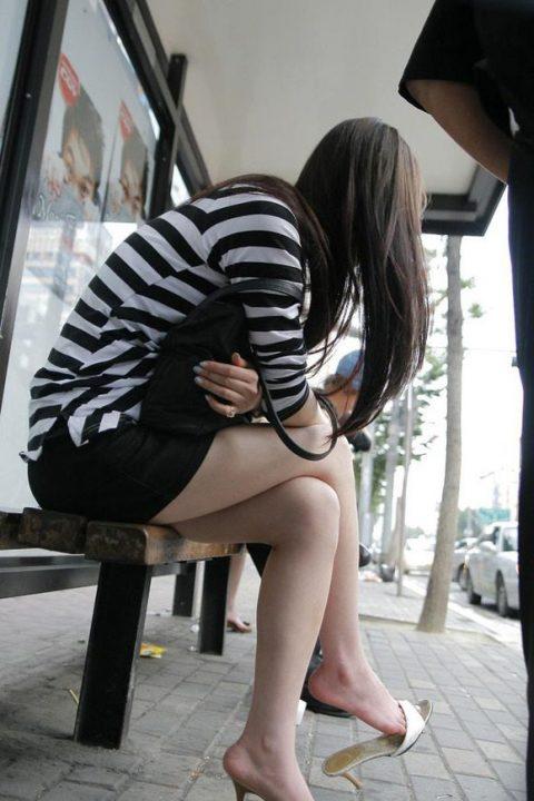 美脚街撮り 画像084