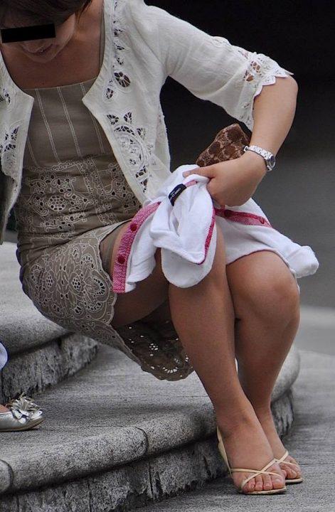熟女 街撮り 性癖エロ画像 センギリ -