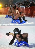 全裸スポーツ 画像122枚!真冬に全裸でスポーツしてるエロ画像!