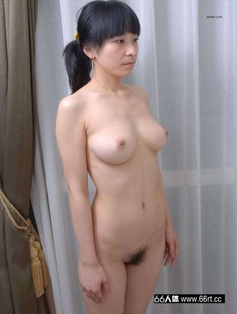 中国人ヌード 画像033