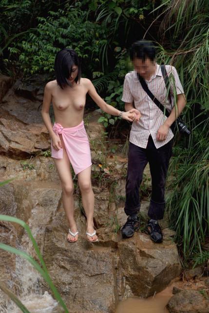 中国人ヌード 画像038