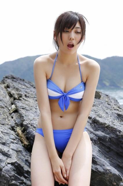 岩崎名美 画像066