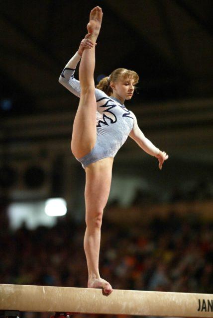 新体操選手 画像001