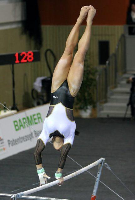 新体操選手 画像003
