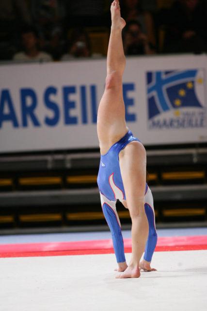 新体操選手 画像004