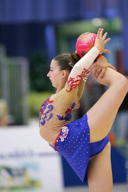 新体操選手 画像008