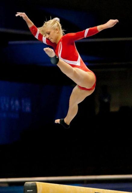 新体操選手 画像012
