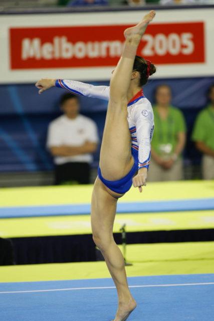 新体操選手 画像013