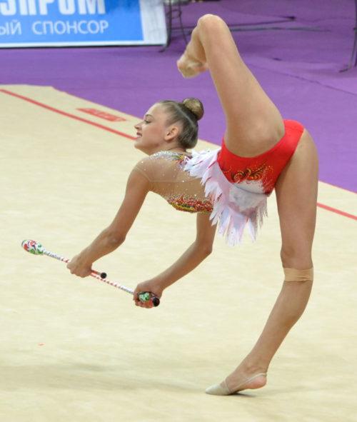 新体操選手 画像015