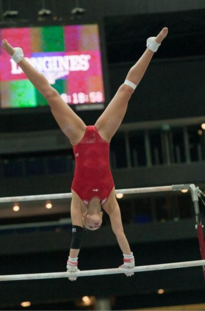 新体操選手 画像017