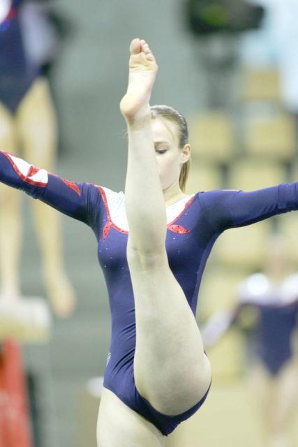 新体操選手 画像018