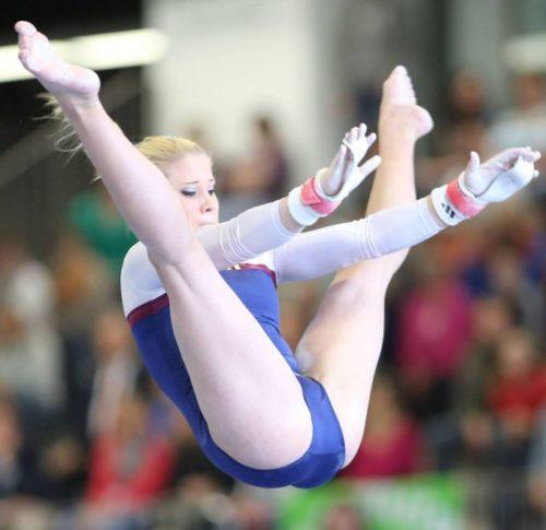 新体操選手 画像023