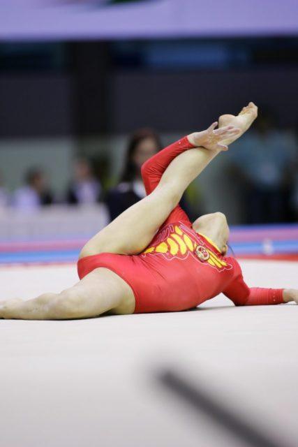 新体操選手 画像026