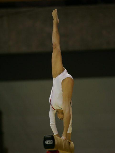 新体操選手 画像027