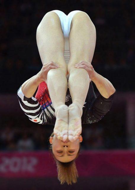 新体操選手 画像028