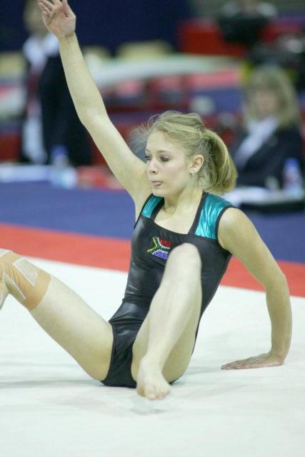 新体操選手 画像032