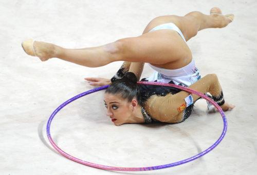 新体操選手 画像036