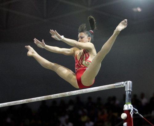 新体操選手 画像038