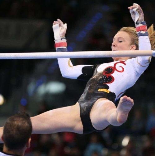 新体操選手 画像041