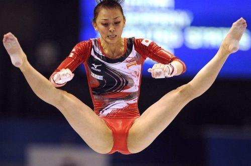 新体操選手 画像053