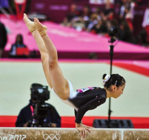 新体操選手 画像059