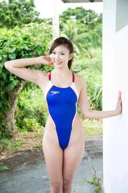 競泳水着 画像023