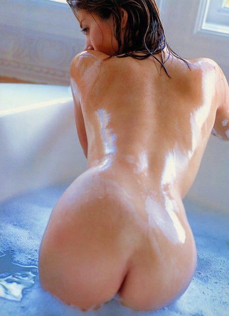 お風呂ヌード 画像002
