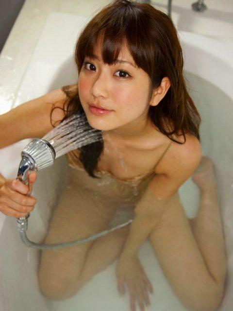 お風呂ヌード 画像033