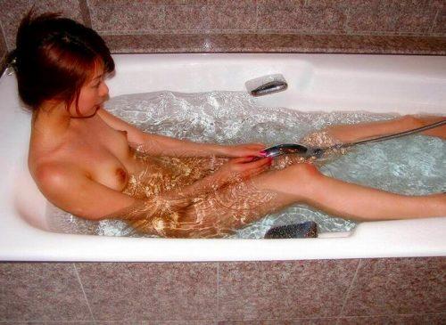 お風呂ヌード 画像102