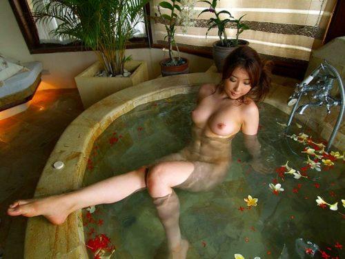 お風呂ヌード 画像124