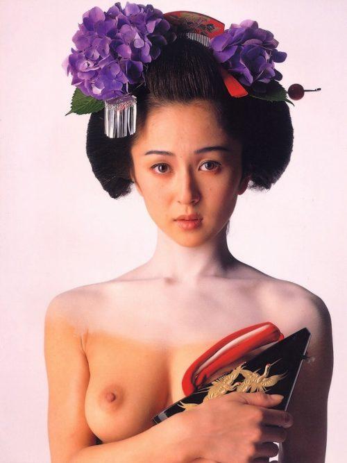 小松みゆき ヌード画像138